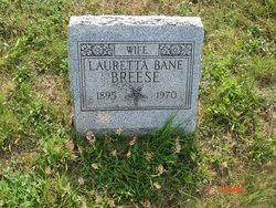Lauretta <I>Bane</I> Breese