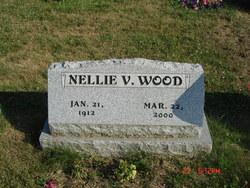 Nellie Virginia <I>Roupe</I> Wood