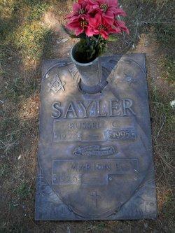 Russell C Sayler