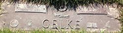 Carl Gelke