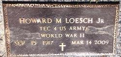 Howard M  Loesch
