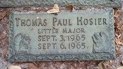 Thomas Paul Hosier