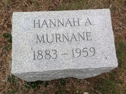 Hannah  A Murnane