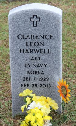 Clarence Leon Harwell