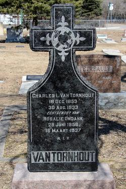 Rosalie <I>Ondank</I> Van Tornhout