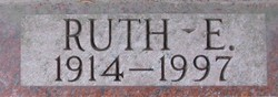 Ruth E Gaulke