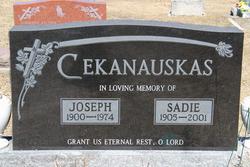 Sadie <I>Stapinski</I> Pumputis Cekanauskas