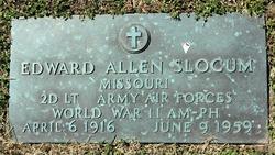 Edward Allen Slocum