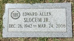 Edward Allen Slocum, Jr.