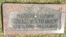 William S. Hadden
