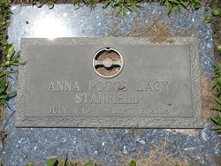 Anna Potts <I>Lacy</I> Stanfield