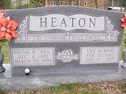 Lily Mae <I>King</I> Heaton