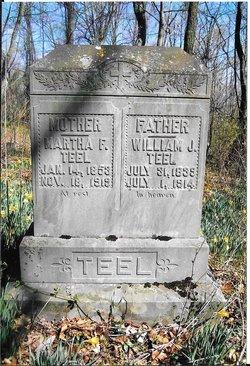 Martha Frances <I>Staley</I> Teel