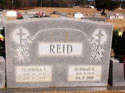 Florinda <I>Thompson</I> Reid