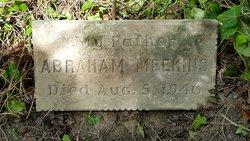 Abraham Meekins