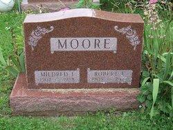 Mildred I <I>Warren</I> Moore