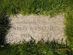 """Harry Otto """"William"""" Engelman"""