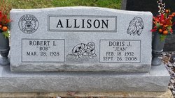 Doris Jean <I>Cooper</I> Allison