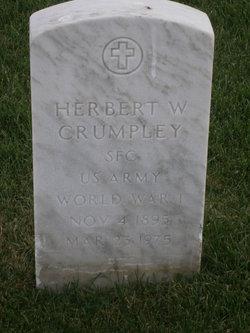 Herbert Wesley Crumpley