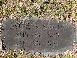 Oshia B. Adkins