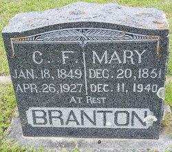 Charles Francis Branton