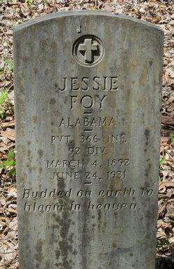 Jessie Foy