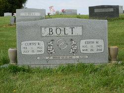 Edith Mary <I>Brooks</I> Bolt