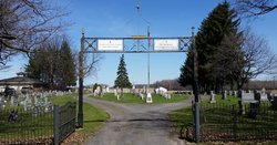Saint Nicholas Half Acre Cemetery