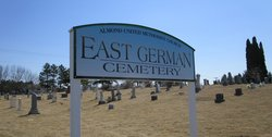 East German Cemetery