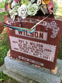 Violet D Wilson