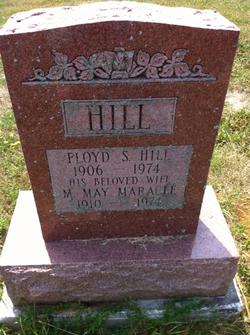 M May <I>Maracle</I> Hill