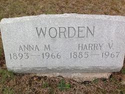 Harry V Worden