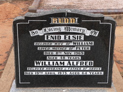 William Alfred Budd