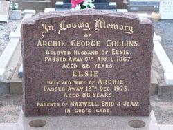 Archie George Collins