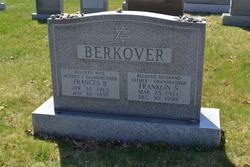 Frances <I>Budner</I> Berkover