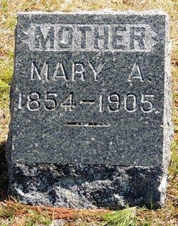 Mary A Jordan