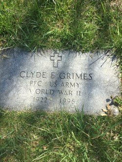 Clyde Francis Grimes