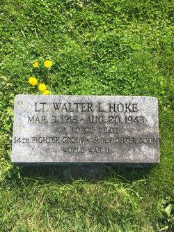Walter Lee Hoke