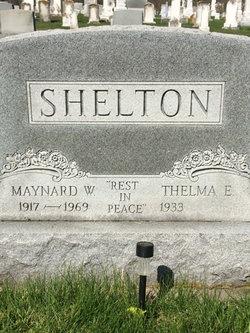 Maynard W. Shelton