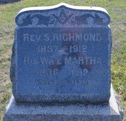 Martha <I>Cole</I> Richmond