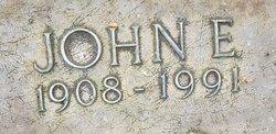 John E Justice