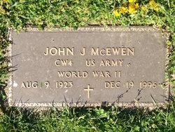 John J. McEwen