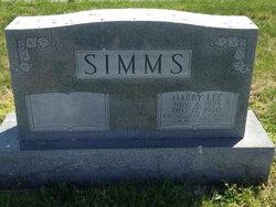 Harry Lee Simms