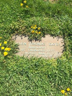 Allen Thomas Eaves