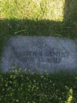 Walter B. Gentry
