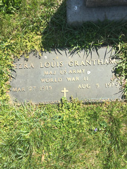 Ezra Louis Grantham