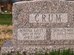 Winona <I>Eaves</I> Crum
