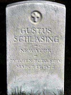 PVT Gustus Schlasing
