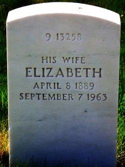Elizabeth <I>Brimmer</I> Spruce