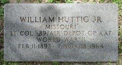 William Huttig Jr.
